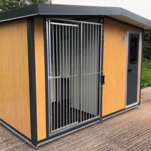 apex insulated dog kennels