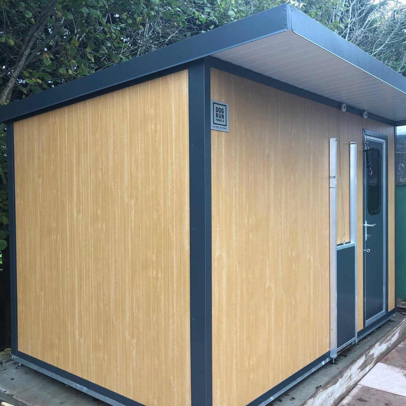 isolation kennels