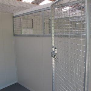 kennel dividing panel