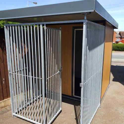 police dog kennels