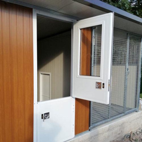 stable kennel doors